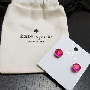 Kate Spade Stud Gumdrop Earrings